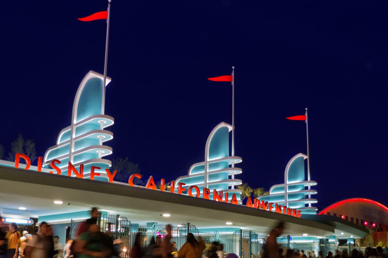 Best Disney California Adventure Rides At Night