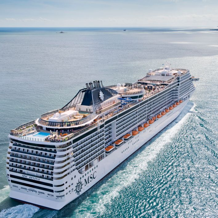 MSC Cruises -- Cruise Line Profile