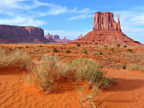 visiting monument valley tribal
