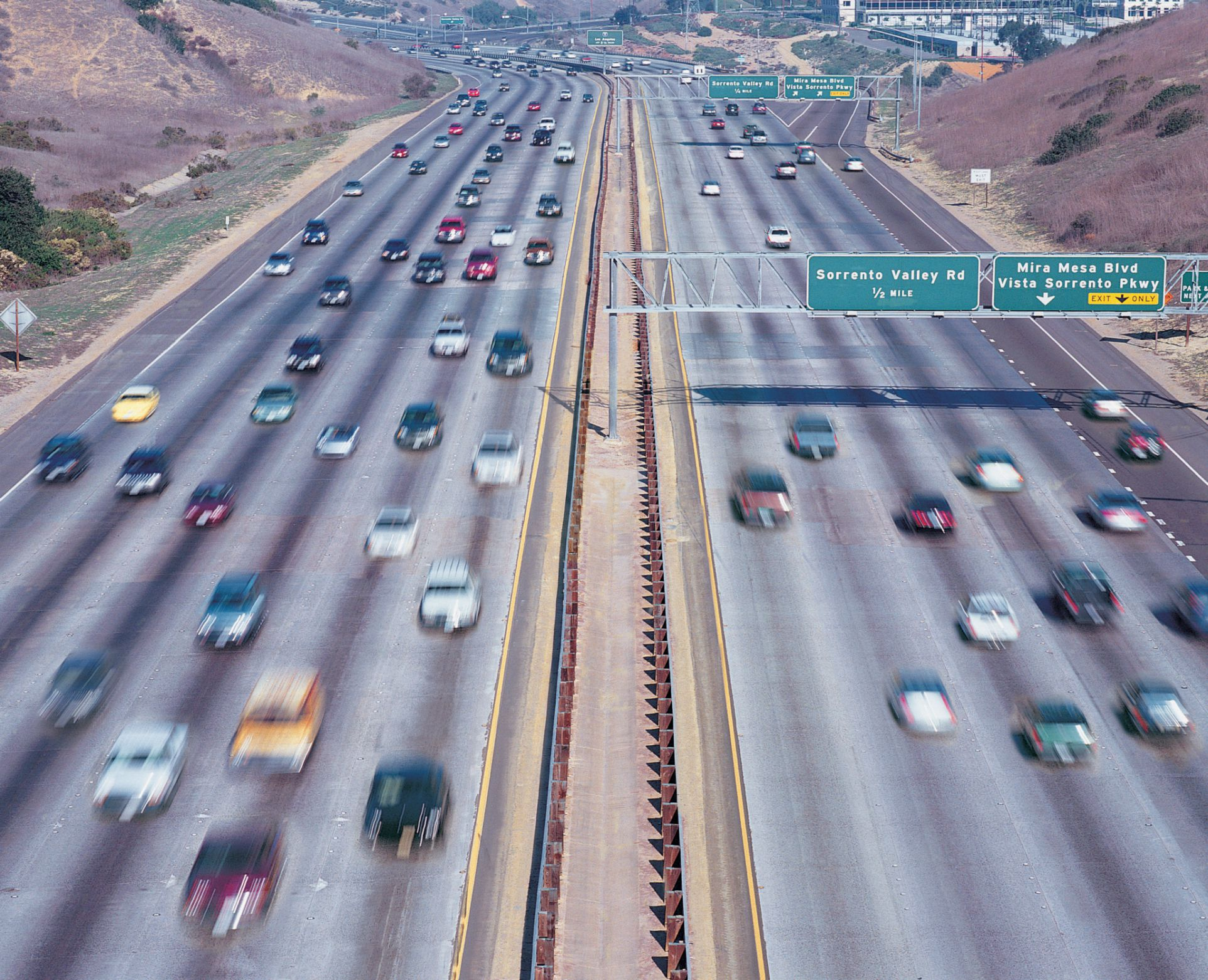 San Diego Freeways Your Guide to the Road