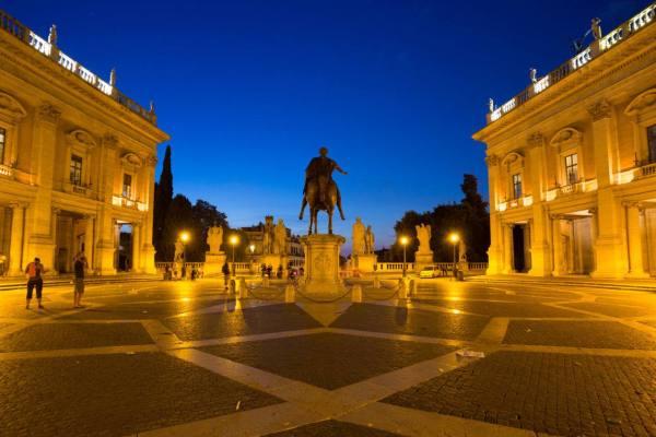 Michelangelo' Art In Rome