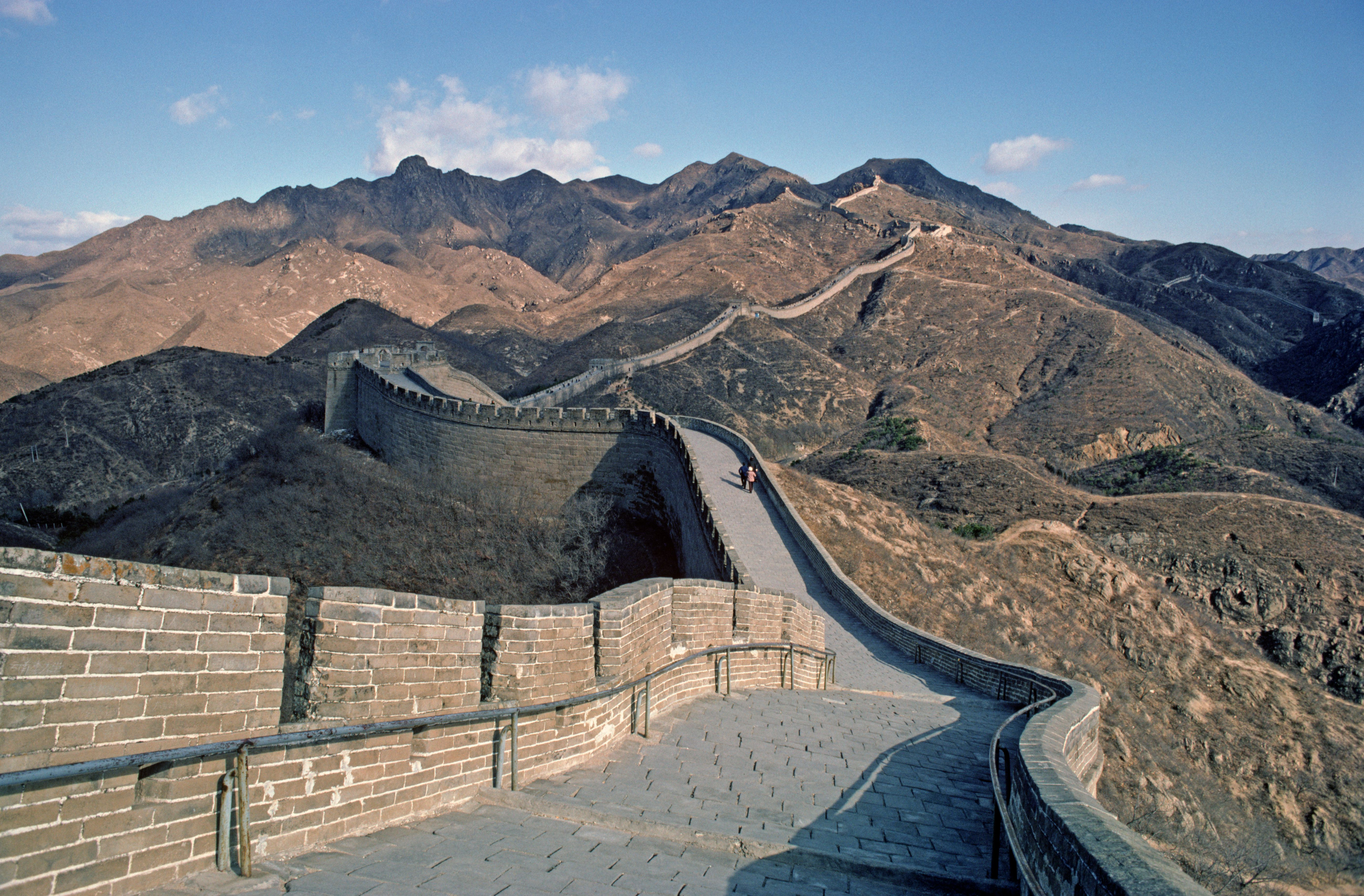 Great Wall Of China Facts Myths Busted