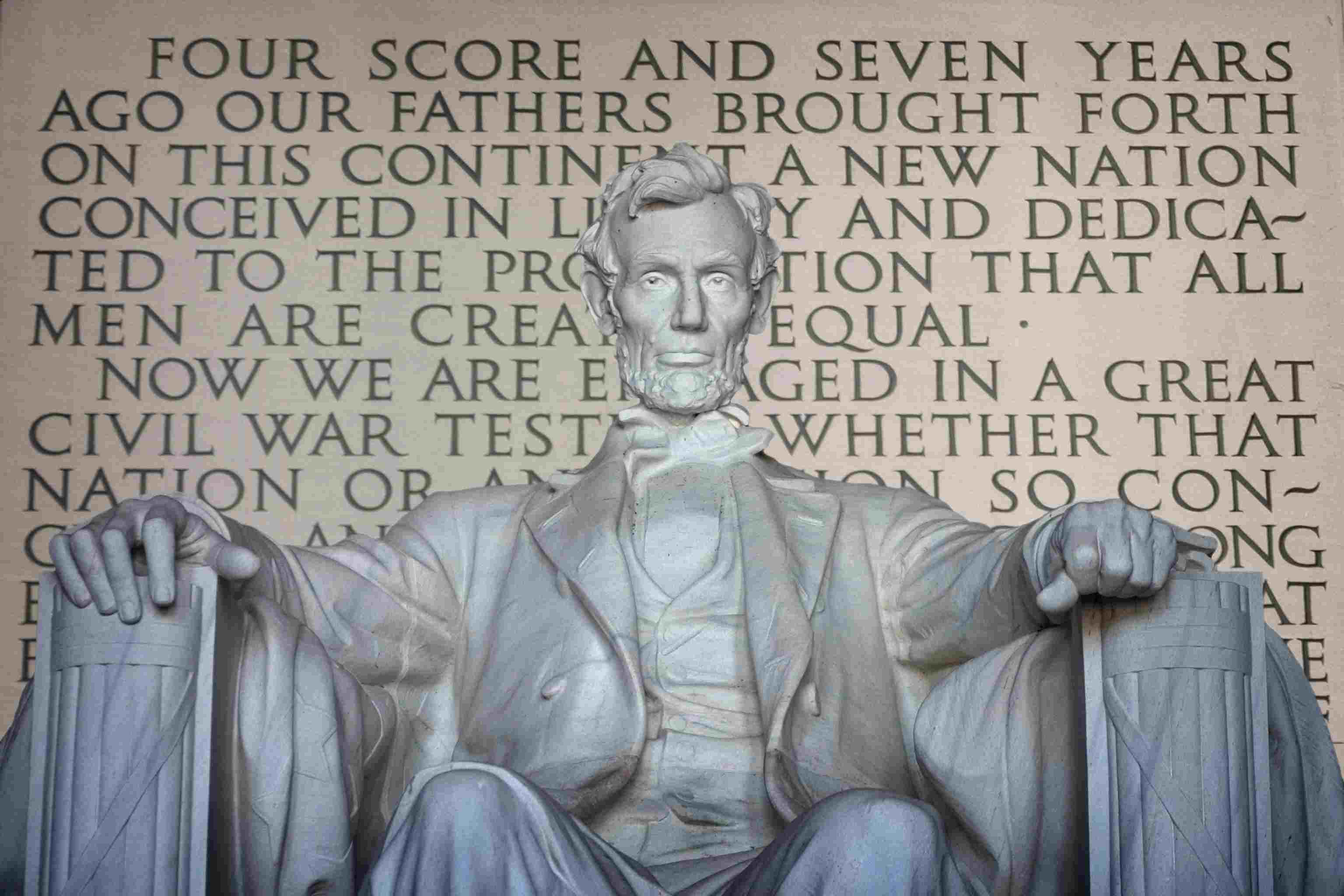 10 Photos Of The Lincoln Memorial In Washington D C