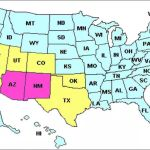 Where Is Arizona In The Southwest