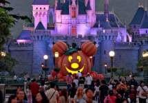 Disney Halloween Parties World
