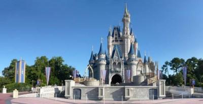 Cinderella's Castle, Magic Kingdom
