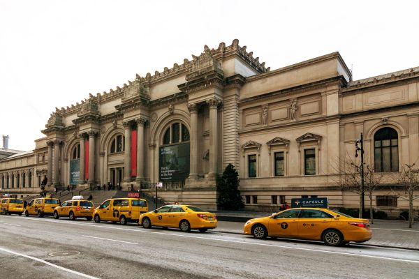 Metropolitan Museum Of Art Visitors Guide
