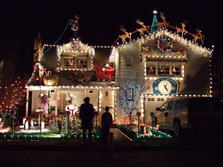 Christmas Lights Raleigh Nc Walnut Creek