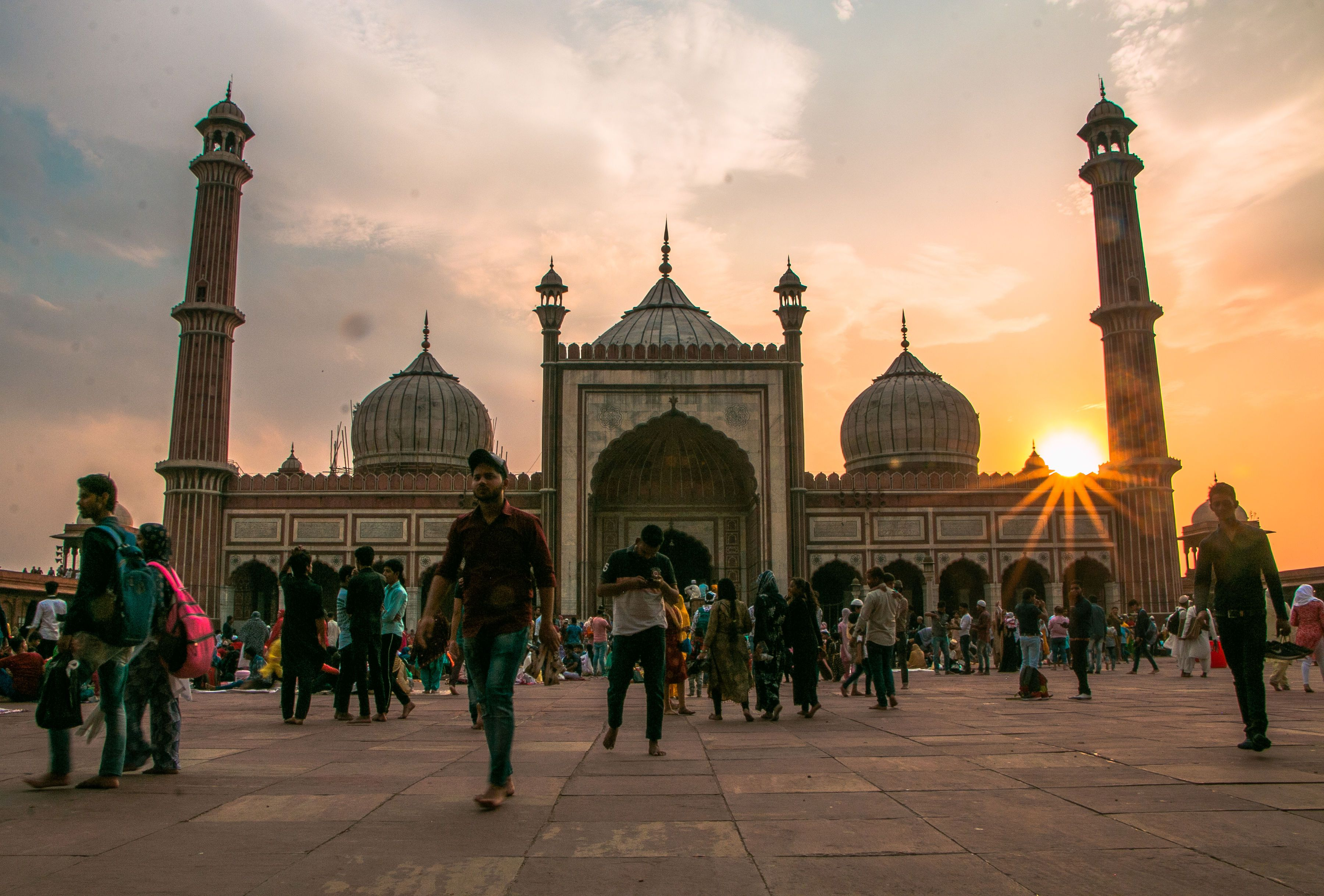 Delhis Jama Masjid Mosque The Complete Guide