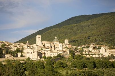 Image result for hilltop village of assisi
