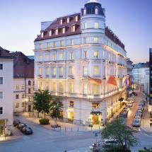 Top 5 Luxury Hotels In Munich