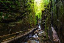 Flume Gorge Hampshire Complete Guide