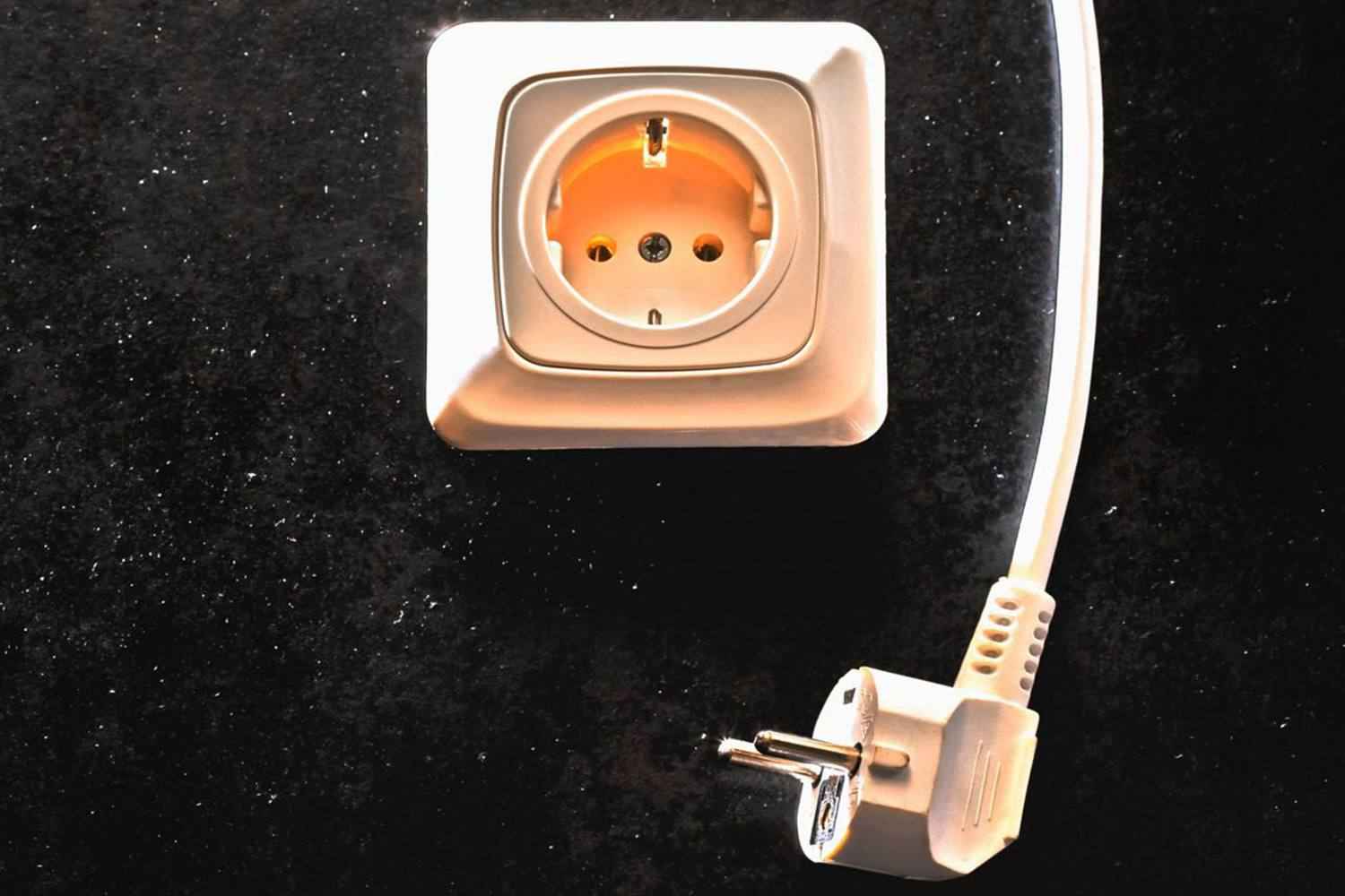 hight resolution of electrical outlets in sweden