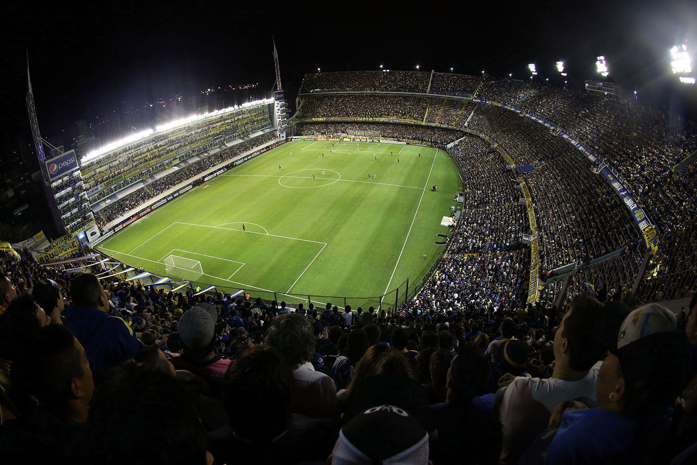 Tickets To A Boca Juniors Home Game