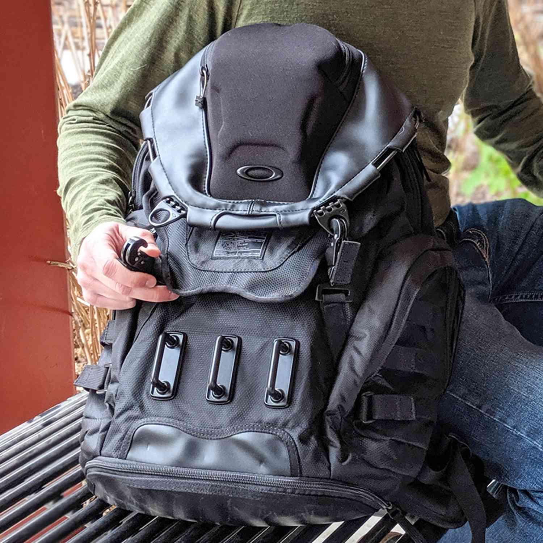 kitchen sink backpack