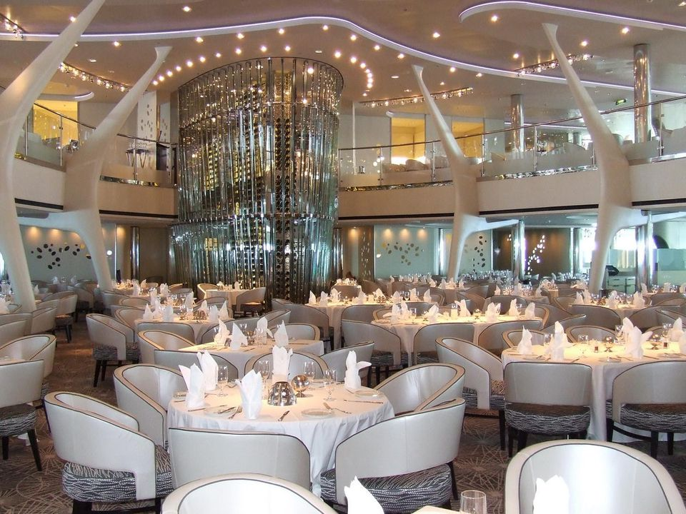 Celebrity Solstice Cruise Dining And Cuisine