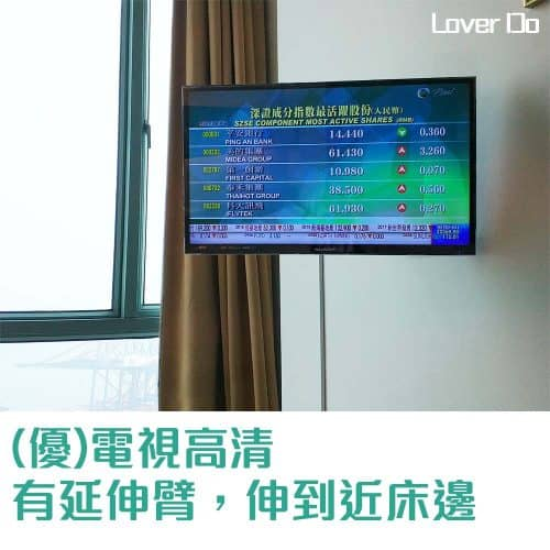 青衣華逸酒店 酒店評價 | Trips Geeks 香港及世界旅遊情報