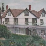 Old Picture of The Ottawa House
