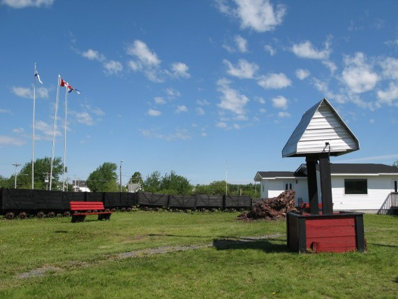 Springhill Mining Museum - Grounds