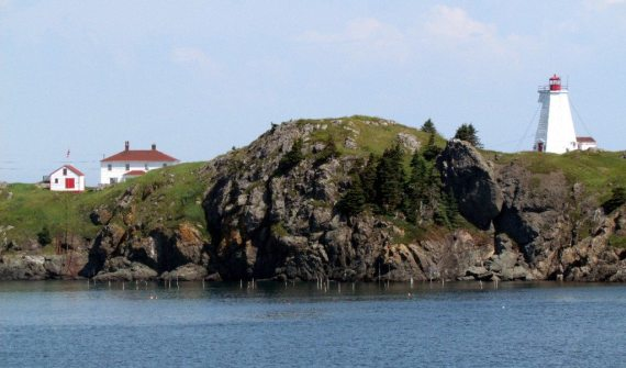 The view as you get close to Grand Manan Island on the ferry is worth the price!