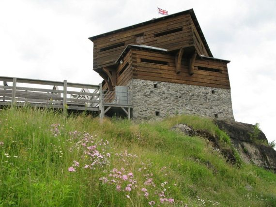 Edmundston Blockhouse
