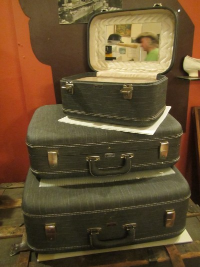 Amherst Luggage company's set