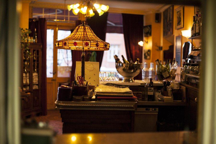 Lena et Mimille -ravintolan tiski. © tripsteri.fi / Anuliina Savolainen