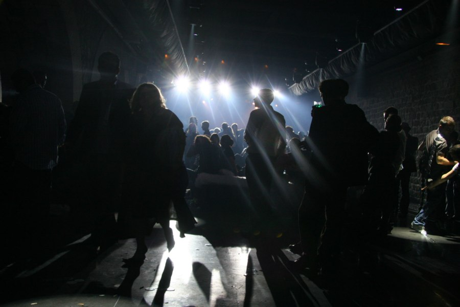 Showcase-klubi Pariisissa. © tripsteri.fi / Anuliina Savolainen