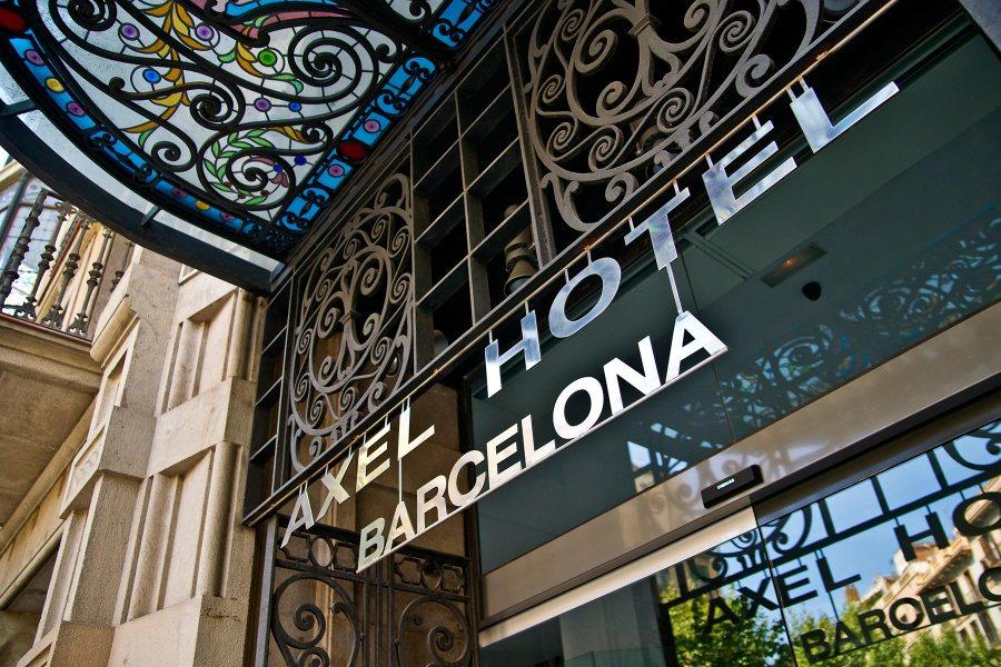 Hotel Axel Barcelona © Axel Hotels