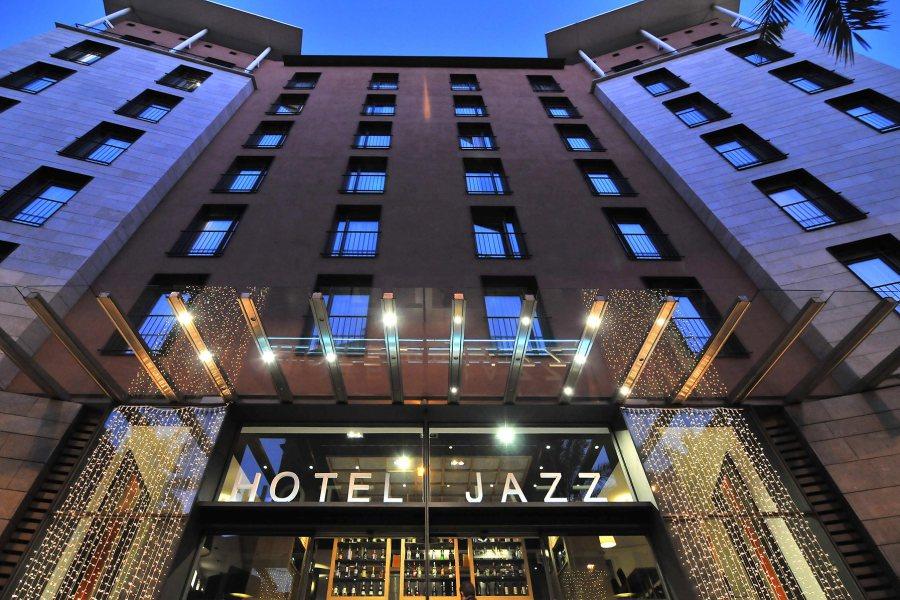 Hotel Jazz. © Hotel Jazz