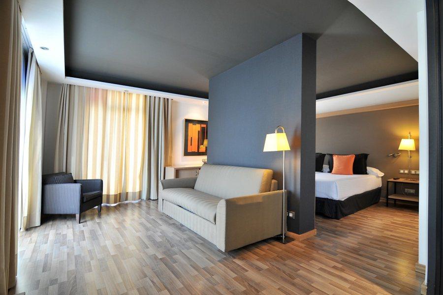 Corner JP Suite. © Hotel Jazz