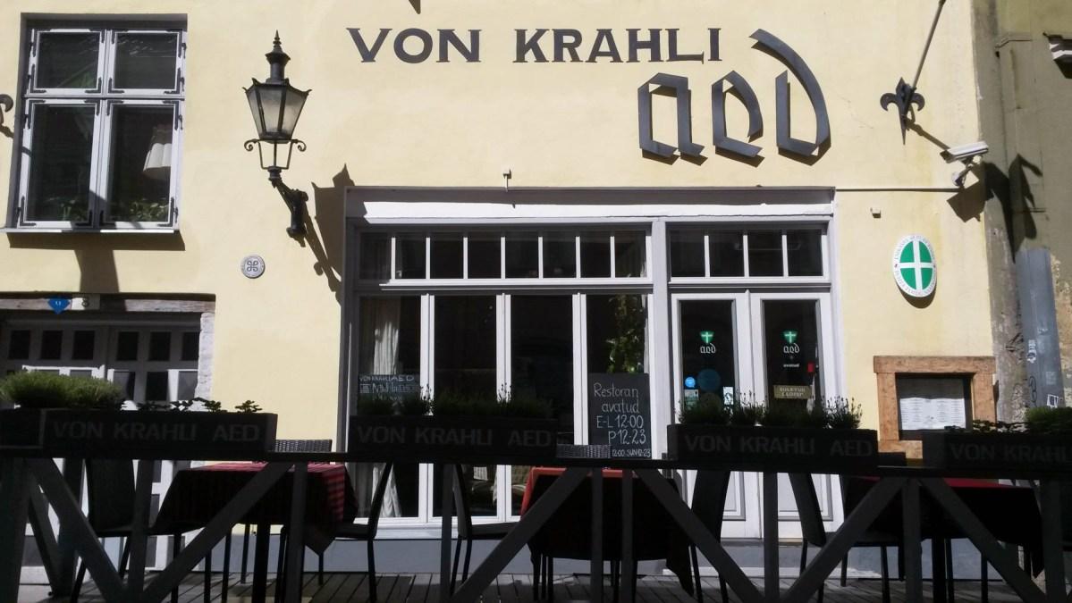 Tallinnan parhaat gluteenitonta ruokaa tarjoavat ravintolat