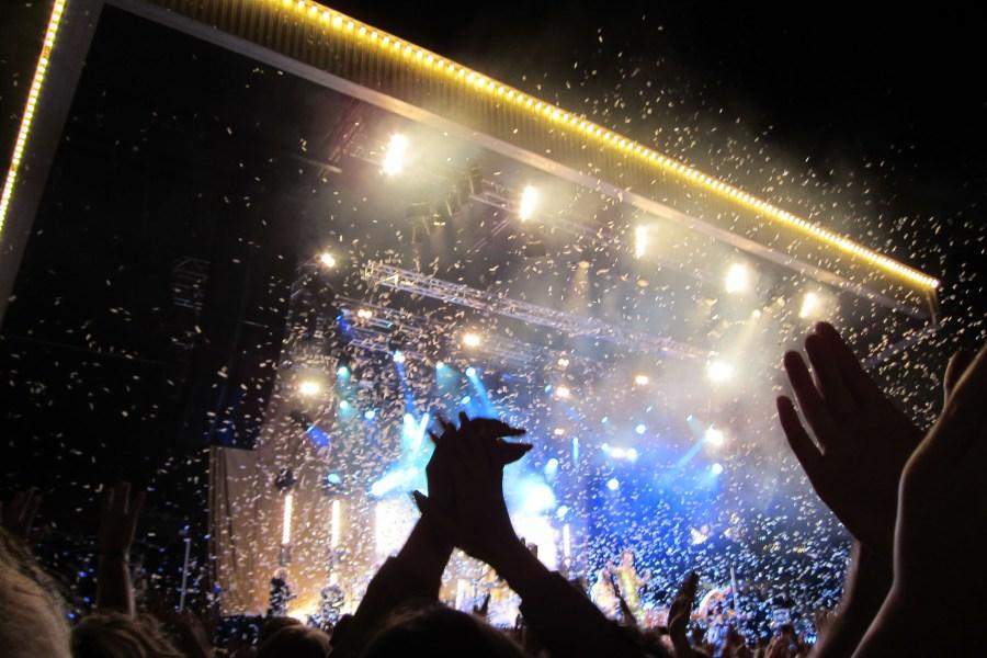 Gröna Lund järjestää kesän parhaat ulkoilmakonsertit.  Kuva: giiku, flickr.com, CC BY-SA 2.0