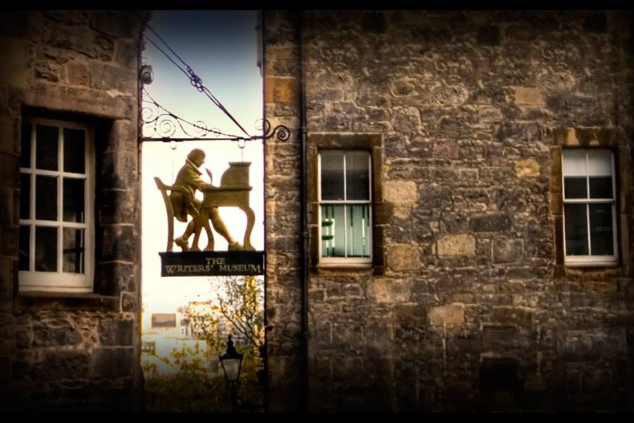 kirjailijamuseo_Edinburgh