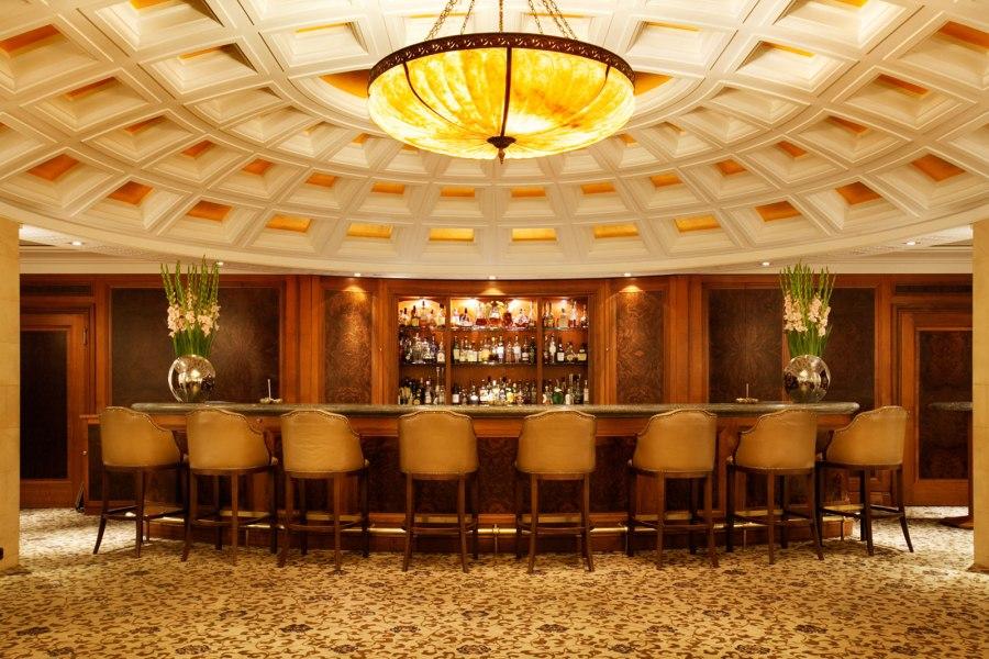 Hotelli Adlon Kempinski, lounge-baari. © Hotel Adlon Kempinski Berlin