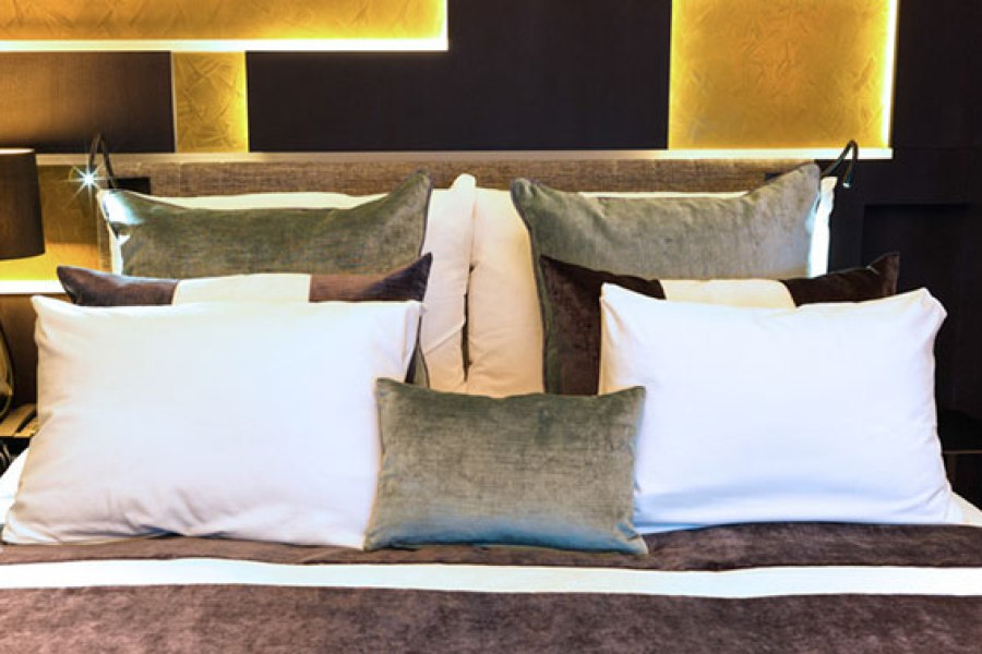 The Thief -luksushotellin huoneet ovat ylellisiä. © The Thief
