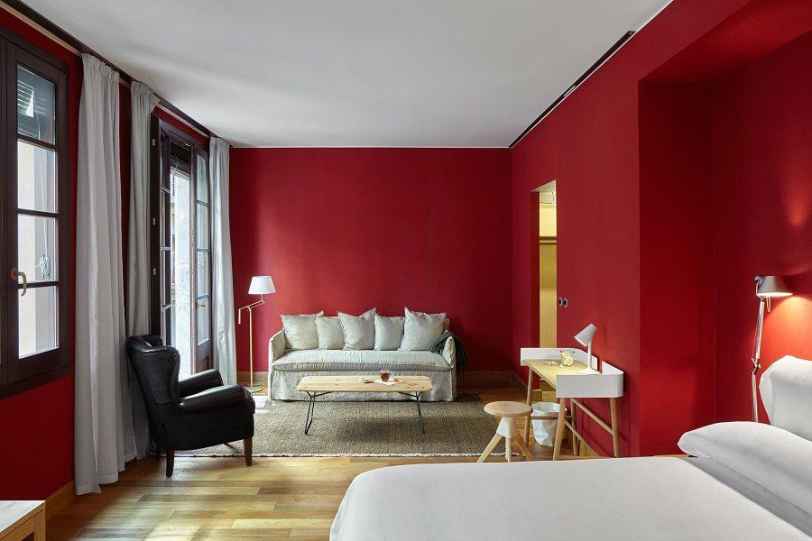 Hotellihuone ©Casa Camper