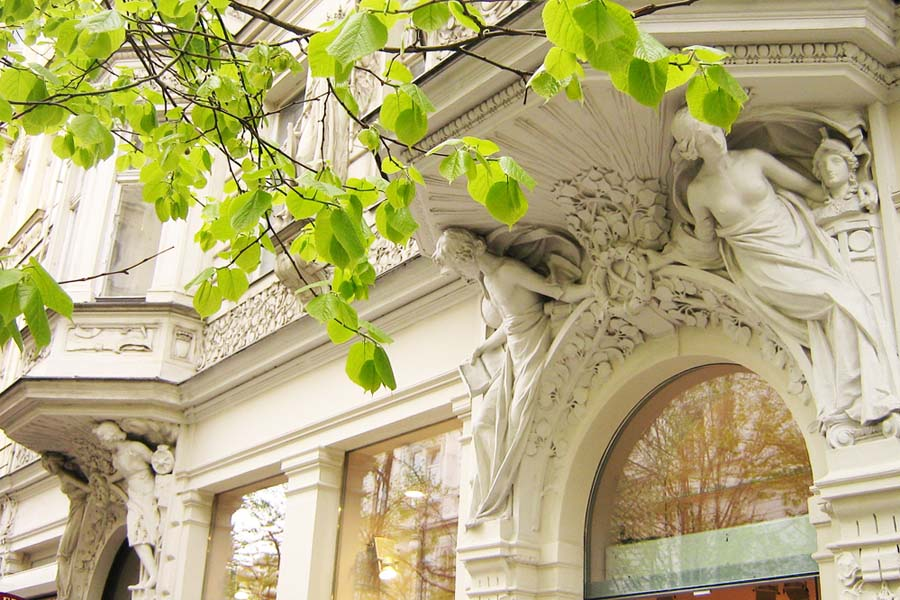 Parizska-kadun varrella. Kuva: Bjørn Giesenbauer, Flicrk CC
