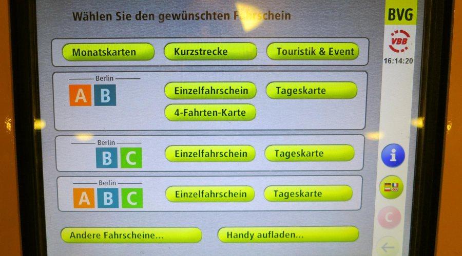 Metrolippuautomaatti. © Erica Löfman