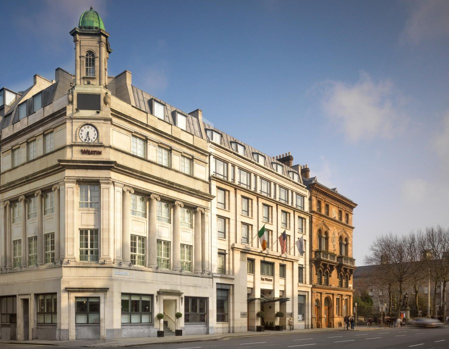 The Westin Hotel, Dublin. © The Westin Hotel