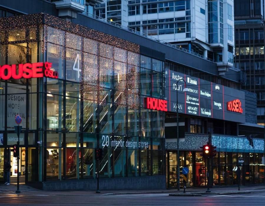 House of Oslo -tavaratalo on paikka, jossa sisutuksesta kiinnostunut saa kulumaan tunteja. © House of Oslo