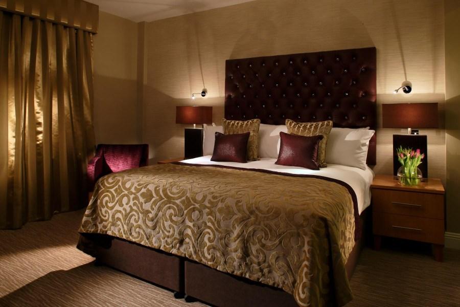 Gresham hotellin Eisenhower Penthouse Suite, Dublin. © Gresham Hotel