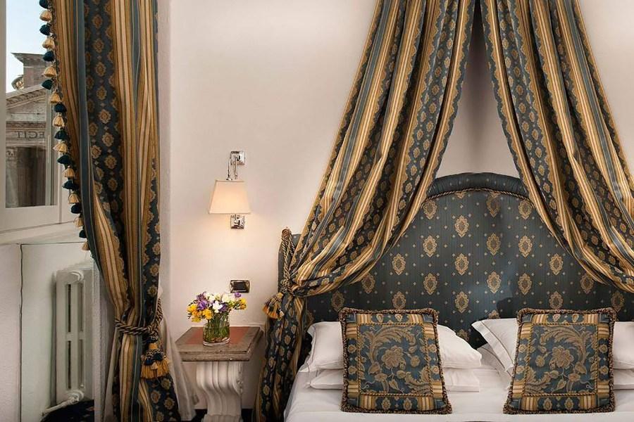 Hotel sole al Pantheon ikkuna @ Hotel sole al Pantheon