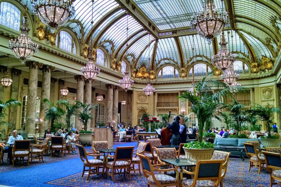 Palace Hotel.  © Travis Wise, Flickr.com, CC 2.0