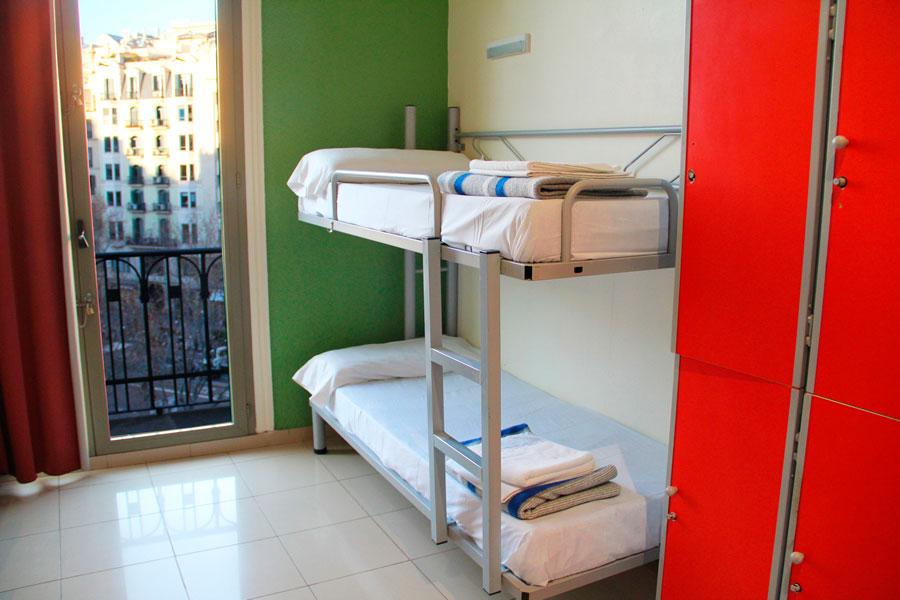 Equity Point -hostelli Barcelonassa © Equity Point