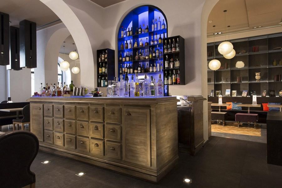 Hotellin baari © Times Hotel Rome