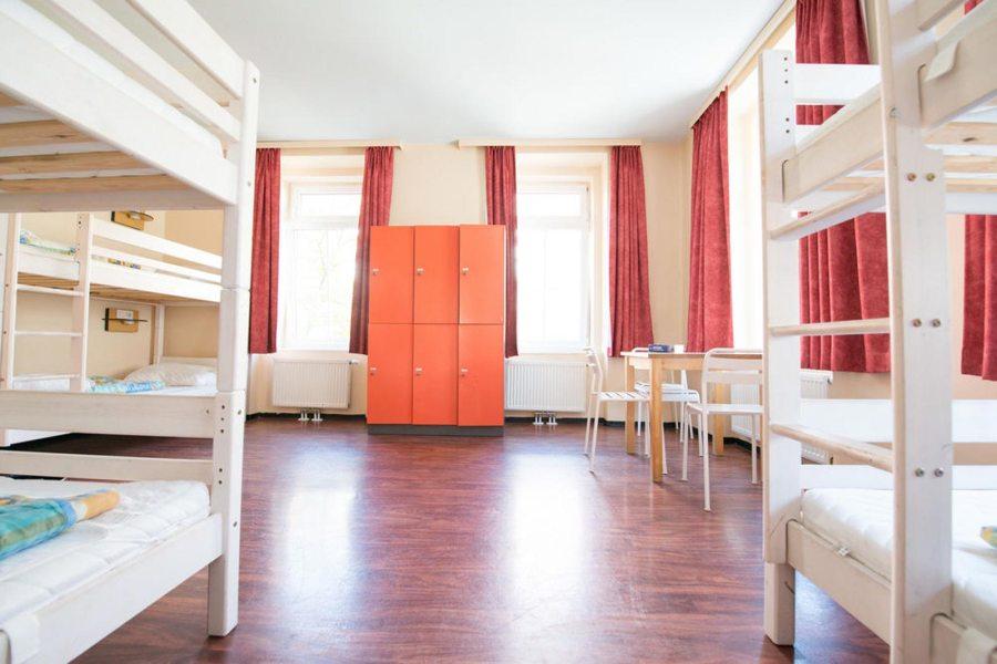 Wombat`s-hostelleja on Wienissä kaksi. Molemmissa on huoneita kahdeksalle, kuudelle, kahdelle tai yhdelle hengelle.