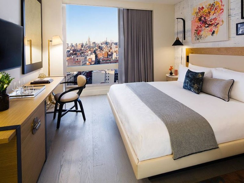 9 best nyc hotels for a bachelorette