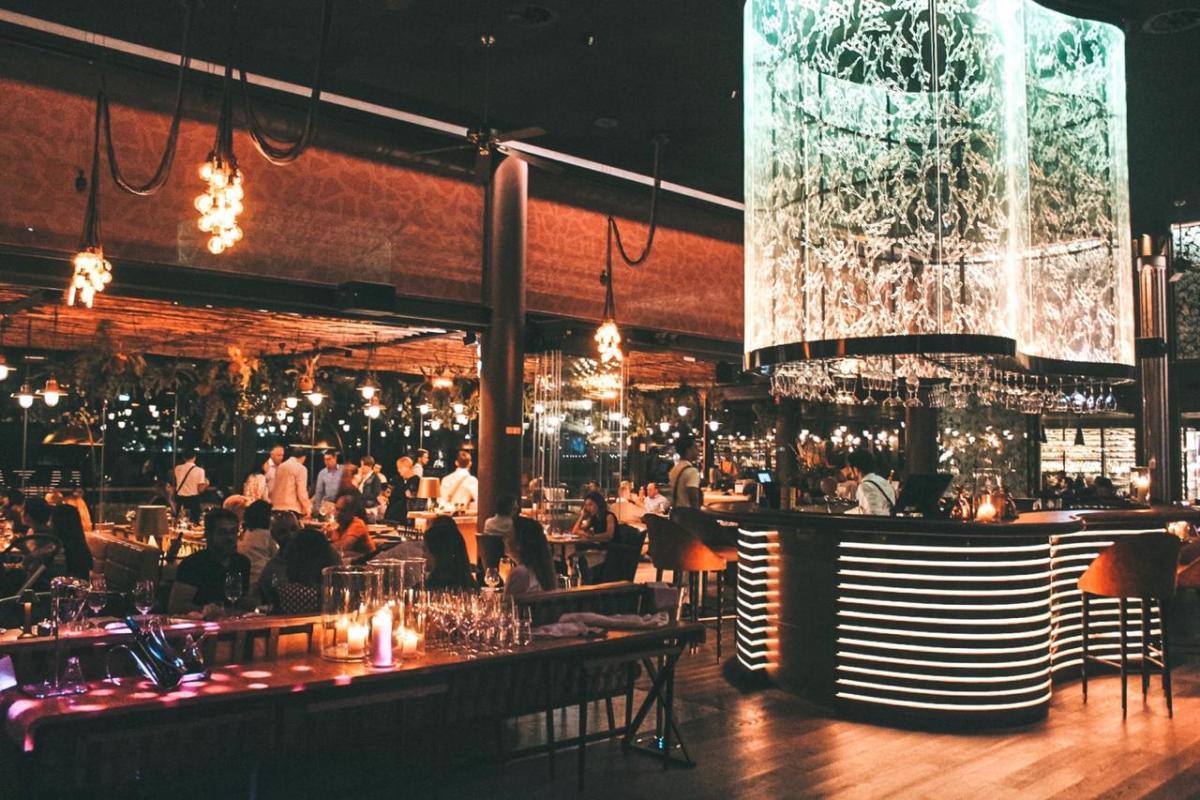 Restaurante do SUD Lisboa (Foto: Trip To Follow)