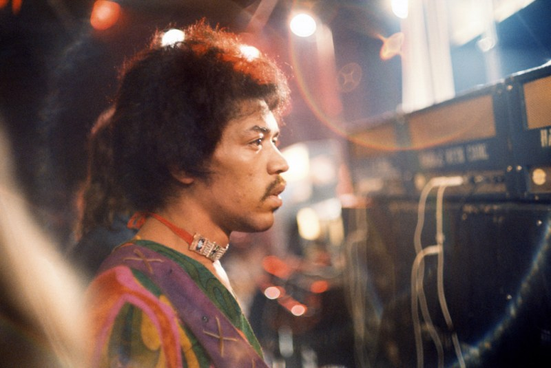 Jimi Pensive by Charles Everest - ©2010 CameronLife Photo Library, All Rights Reserved